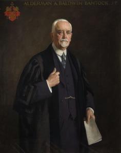 Alderman Bantock, c. 1930, OP487